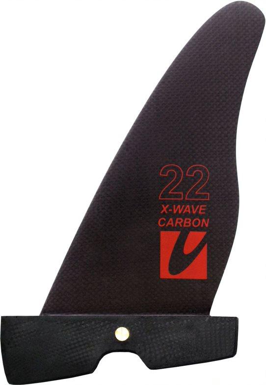 aileron windsurf vague carbone